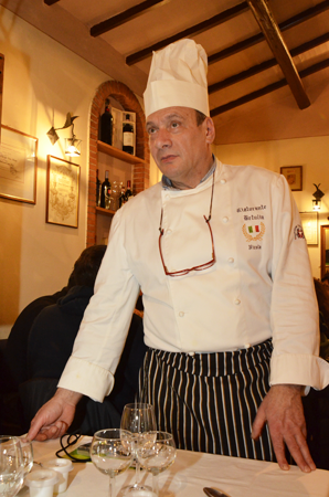 Chef Nicola Masiello